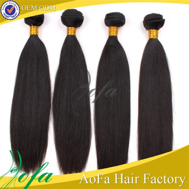 virgin chinese straight hair 100 human hair yaki straight hair go straight