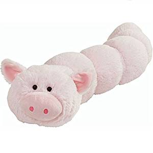 Buy Pillow Pets Body Pillars Squiggly Pig Stuffed Animal Plush Toy