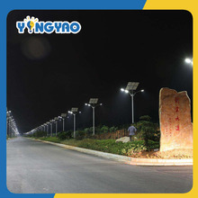 High Power Solar Panel 60W Led Street Light Outdoor