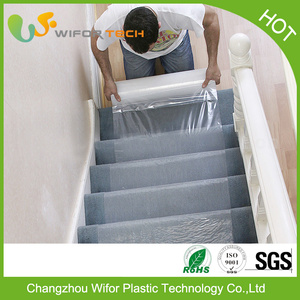 China Wholesale PE Clear Plastic Carpet Protector