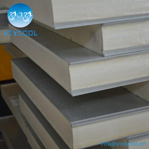 polyurethane black slate panel china sip panels PU sandwich panel