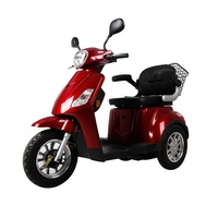 New electric tricycle motorcycle for passenger and cargo