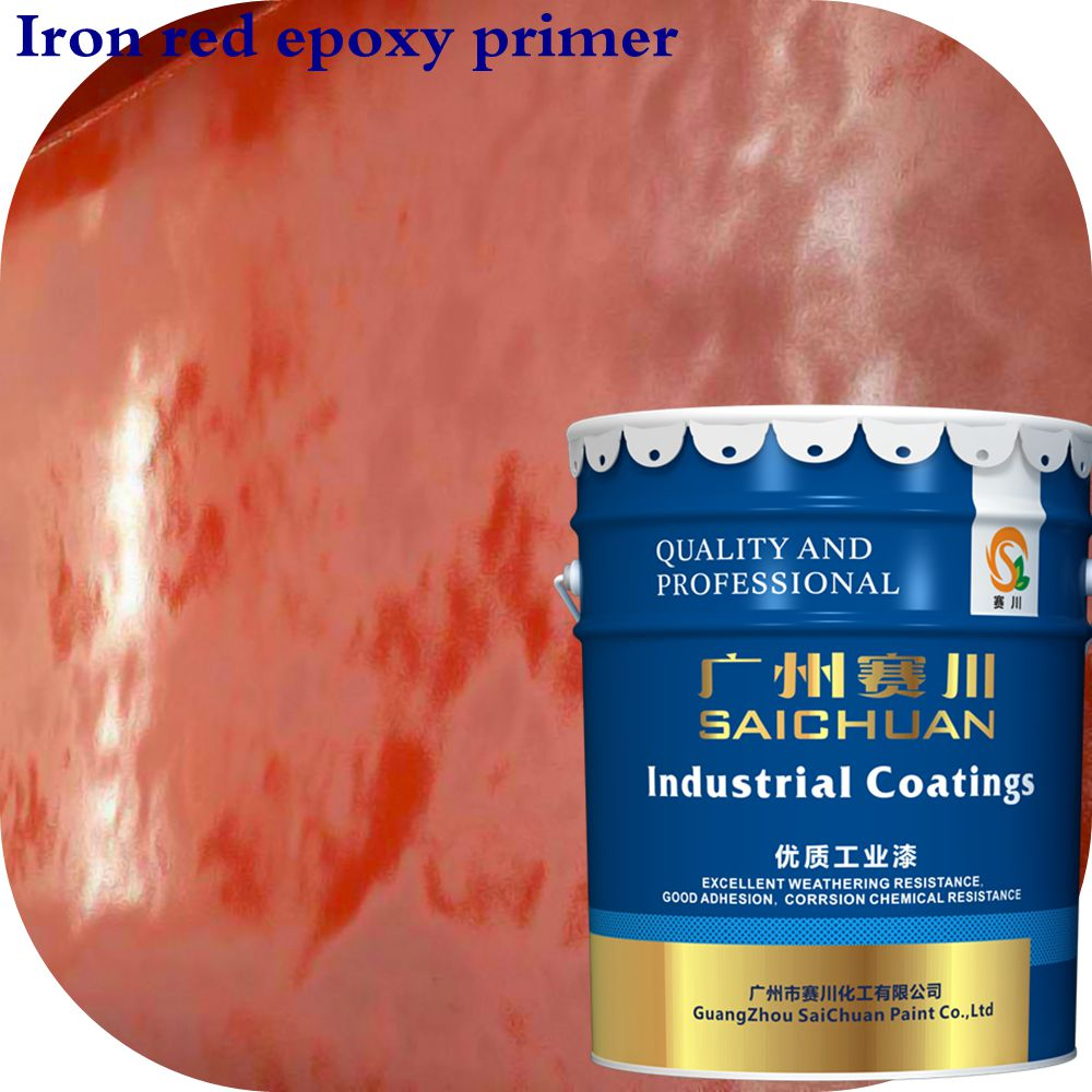 Epoxy Iron Oxide Red Antirust Anti-corrosion Primer Paint - Buy Epoxy  Anti-rust Primer Paint,Epoxy Iron Oxide Red Primer Paint,Anti-corrosion  Paint