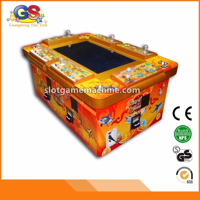 New Arcade Casino Game Tables For Sale Video Electronic Shooting Killing 3D  Red Dragon Fish Table