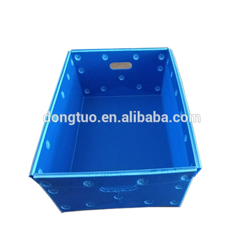Plastic tote box custom size, wholesale plastic packaging box