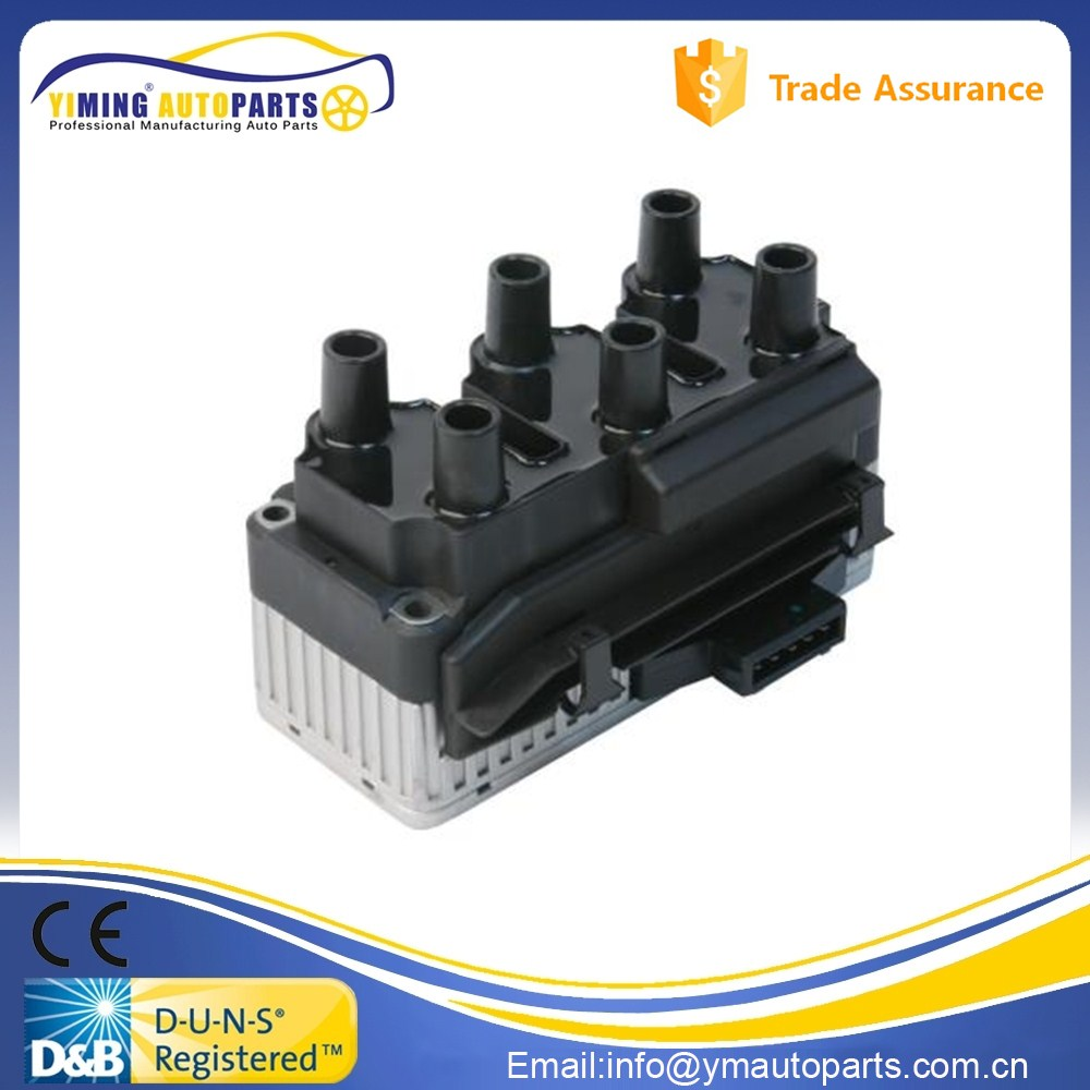 New Ignition Coil Pack for VW Beetle RSI Bora Jetta Golf GTI MK4 Leon 2.8 VR6 AF 021 905 106 C