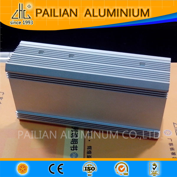6000 Series Grade and Heat Sink Application aluminum heat sink enclosure