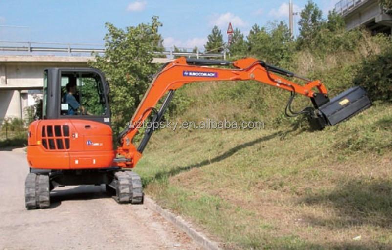 Excavator Flail Mower - Buy Excavator Flail Mower,Verge Flail Mower,Flail  Mower Product on Alibaba com