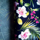 Good Quality Company Direct Sale Flower Printed Fabric Cotton
