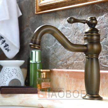 Sanitary Wares Branded Qiaoboer Single Hole Brass Luxury European
