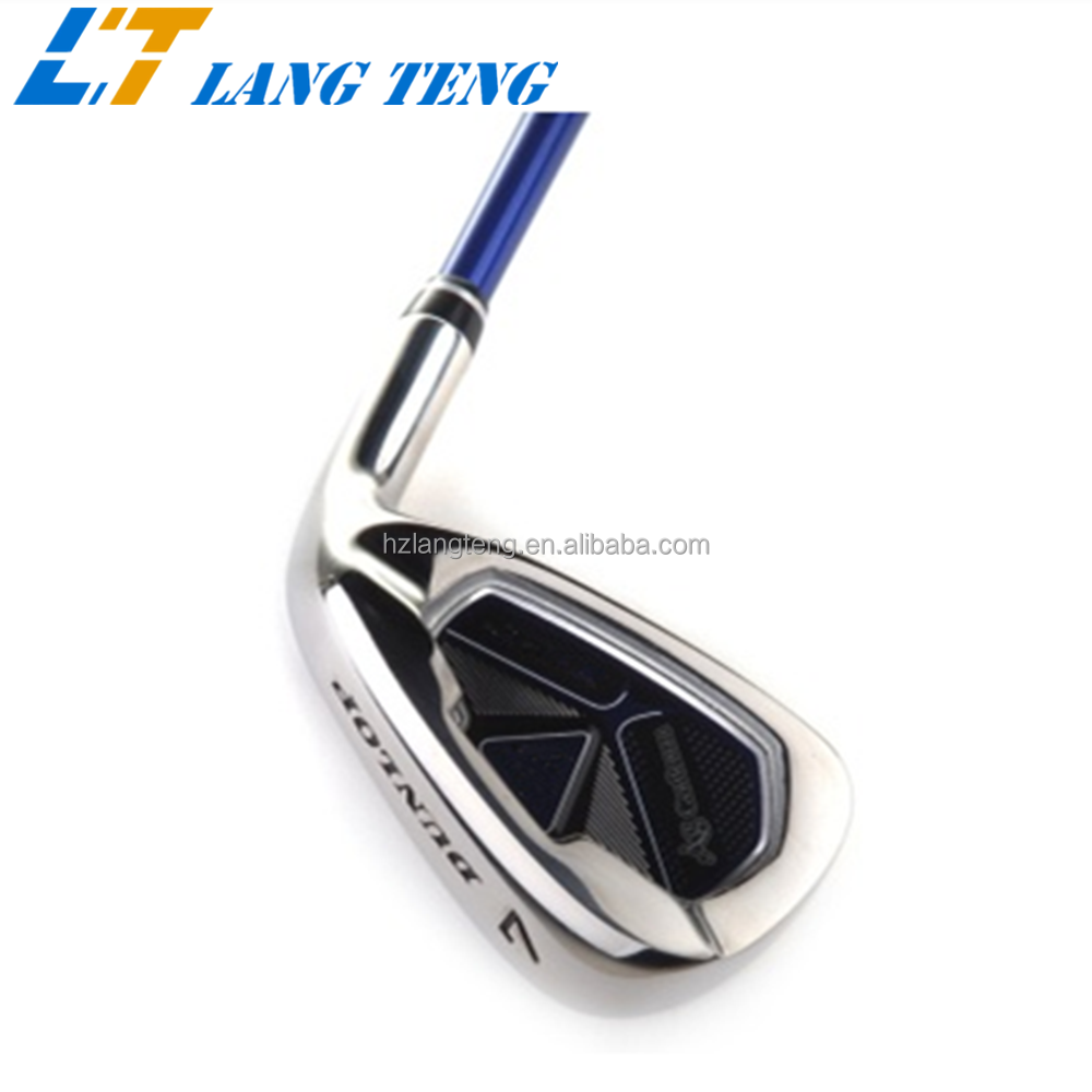 OEM Forged Iron Golf Club Heads with Graphite Golf Shaft