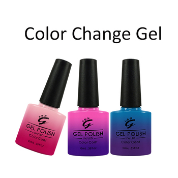 Long Lasting Best Quality Thermal Color Changing Gel Nail Polish ...