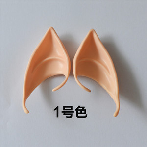 Hot Selling Cheap Factory Price Latex Halloween Fake Elf Ear