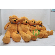 HI CE certificate cartoon character soft toy plush 2 meter teddy bear toys
