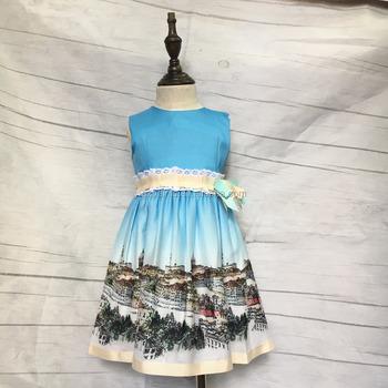 2017 Lovely Wedding Dresses Girls Puffy Dresses For Kids Children ...