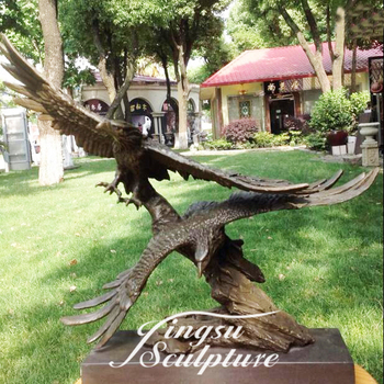 Popular Design Large Eagle Garden Statue With Low Price