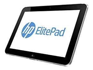 HP ElitePad 900 Tablet: Intel Atom Z2760 1.5GHz, 2GB Ram, 64GB SSD, Wifi, 10.1 1280x800 WXGA, Win8Pro, 1yr MFG Warranty