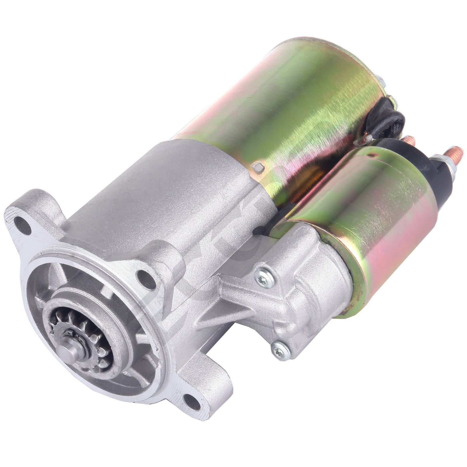 ECCPP New Starter For SFD0024 Ford AUTO F-SERIES PICKUPS MUSTANG TRUCK EXCURSION EXPEDITION 4.6L 5.4L 6.8L Starter 00 01 02 03 04 05