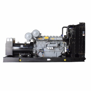 1000kva spare parts industrial equipment diesel generator set price