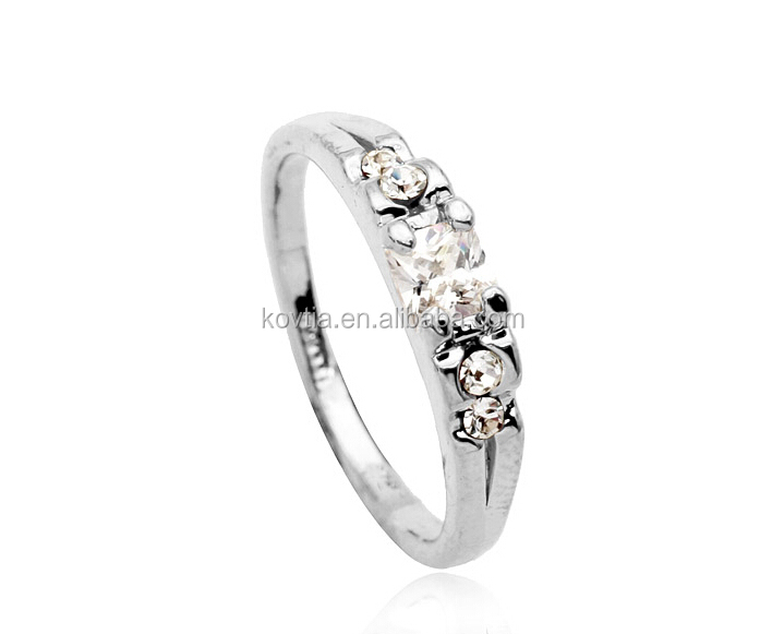Tanishq Gold Jewellery Rings White For Wedding