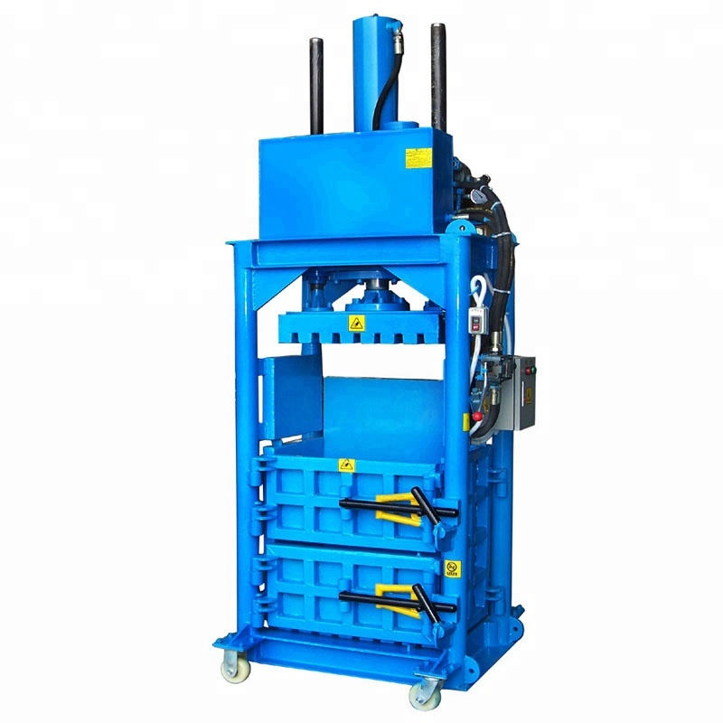 New innovative products used clothing baling machine