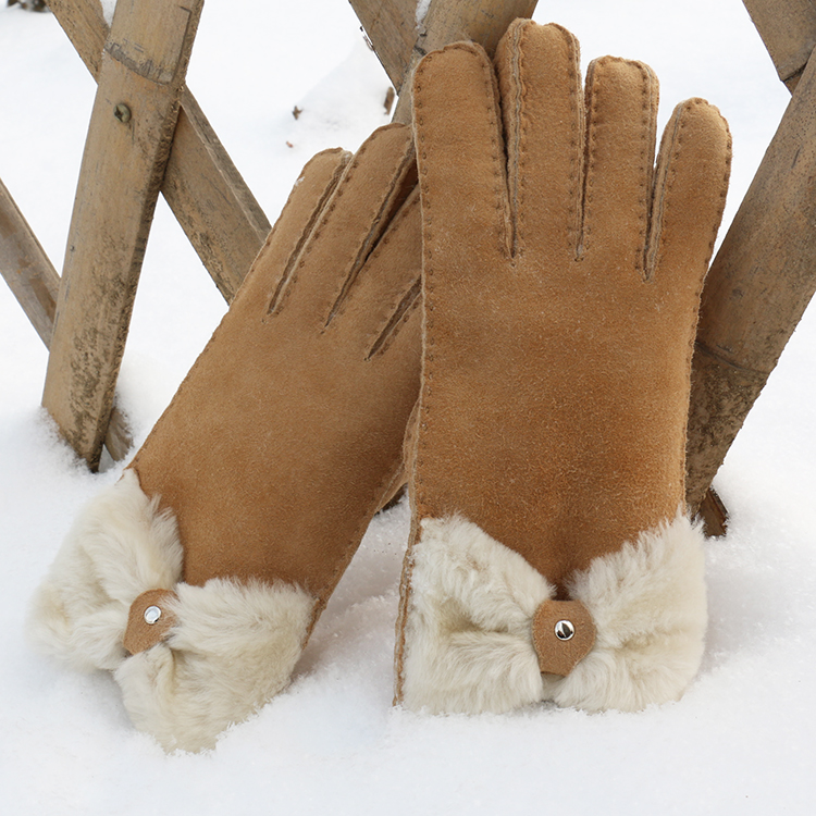 Top quality gloves winter warm cute winter gloves