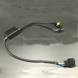 12V 35W HID Wiring Harness Controller H13 controller wire harness Hid Wiring Harness Controller on