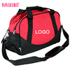 New Model duffle gym bag shoe compartment Sport travel shoes bags slazenger travel bag