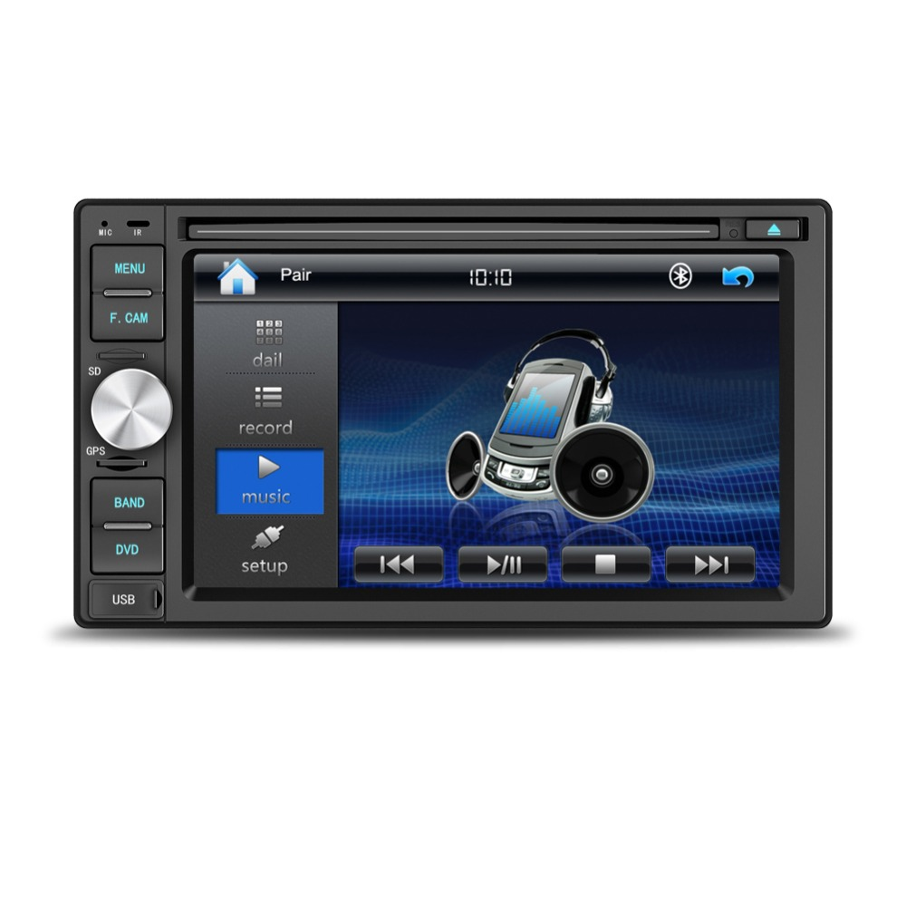 Touch Screen Stereo Player Car Navigation Gps For Volvo