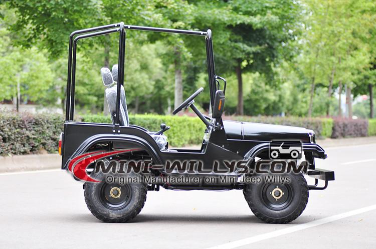 China Newest Willys Mini Jeep Jw1501 For Sale 110cc 125cc 150cc ...