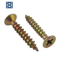 Chinese supplier cheap screws fasteners chipboard screw