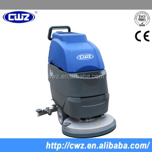 Commercial Walk Behind Vacuum Cleaner Floor Scrubber