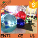 giant Advertising Inflatable christmas decoration Mirror Ball/inflatable hanging mirror balloon for ceiling decoration