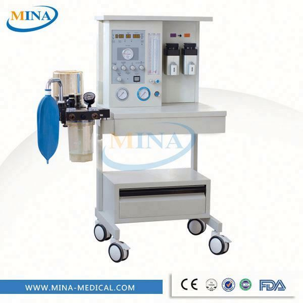 MINA-AM001 Hot Selling Hospital Operating Veterinary Anesthesia Machine Equipment, Anesthesia Machine