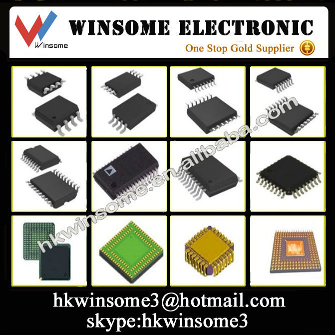 (electronic components) EPAD