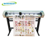 Bascocut best selling automatic contour cutting plotter C-48AX with good quality and nice price