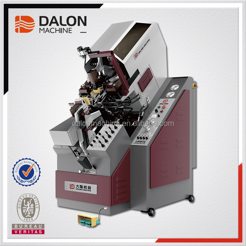 Dalong LD-687A Used Rebuild Shoe Toe Lasting Machine Price Manufacturer