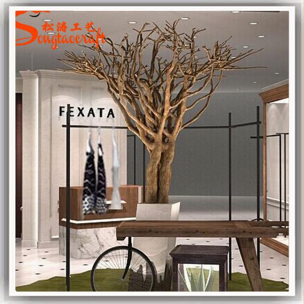 O tamanho personalizado de pl stico seco galho de rvore for Casa decoracion willow
