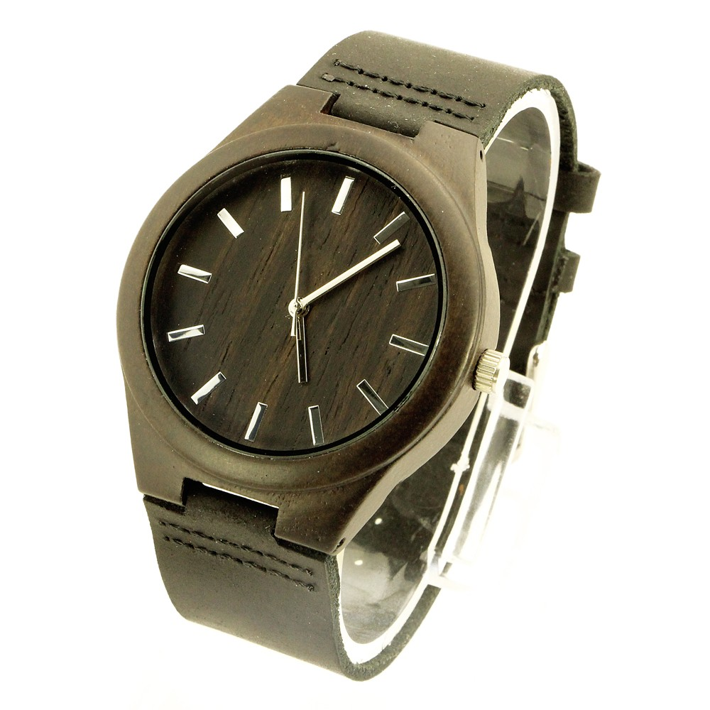 Second Latest Hand Made Wood Single Boy Fashion Hand Watch Designer High China Watch Manufacturer