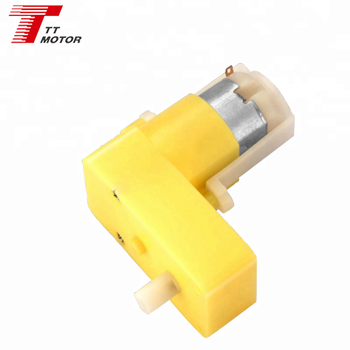 china supplier TGP02S A130 small plastic motor cheap dc motor for toy and small kids electric car