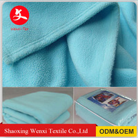 New design high qulity fashion cheap hospital polar fleece blanket