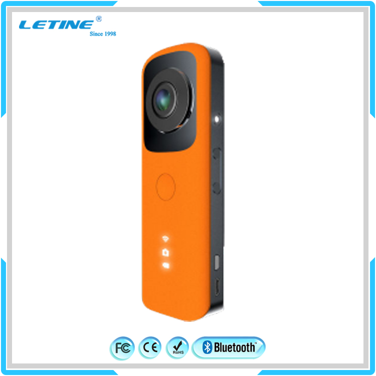 panoramic cameras ! Wifi Wireless 360 degree <strong>camera</strong> support 128GB card and 4K 30fps