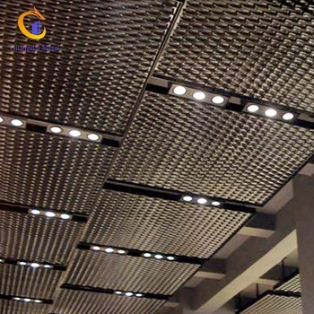 The most popular decorative ceiling, hotel suspended ceiling