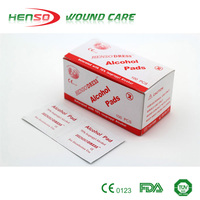 HENSO Medical 70% Isopropyl Disposable Alcohol Prep Pad