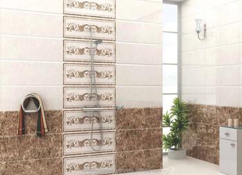 Vendita calda in ceramica muro del bagno digitale produttore di