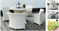 All weather use rattan dining set/outdoor chair and tables/outdoor patio furniture