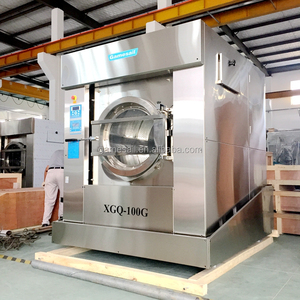 Double functions laundry machines/ fully automatic industrial washing machine