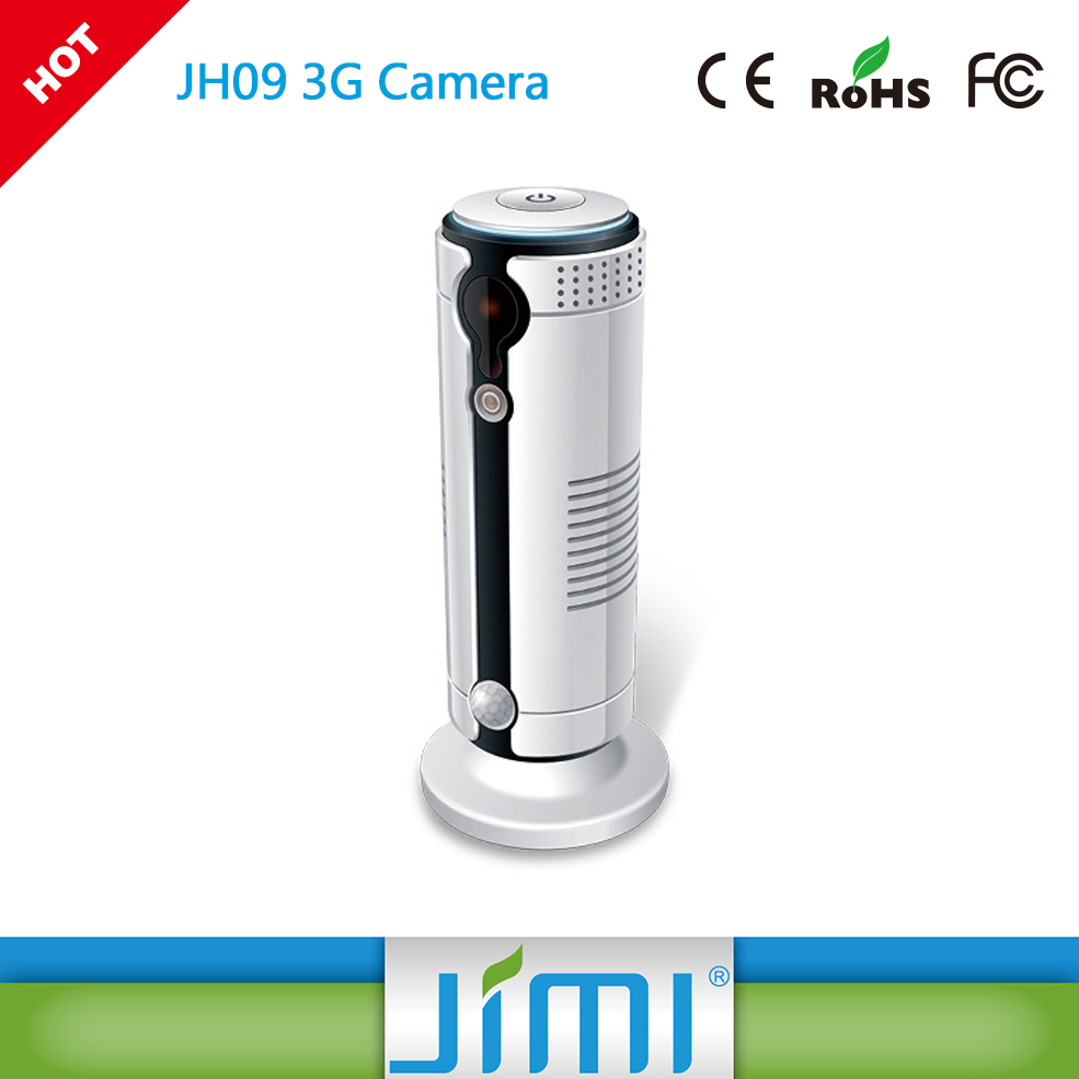WiFi mini camera 3g remote camera with sim card building security alarm system