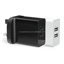 power bank charger usb hub 2 port usb charger usb battery charger 3.1a for for most of the Smartphones and more