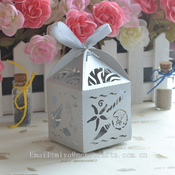 Sandy Beach Wedding Favorsbeach Treasures Favor Boxes For Any